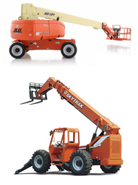 Equipment Rentals in Rocky Mount & Wilson NC