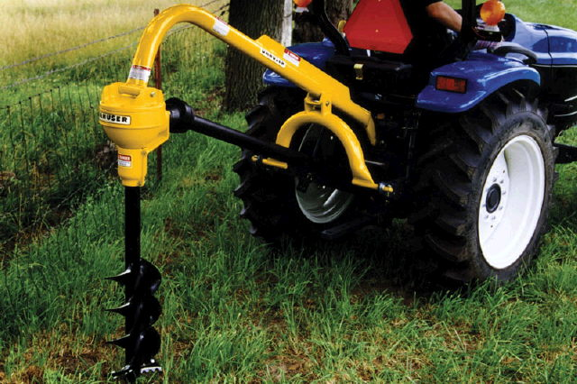 Where to find AUGER TRACTOR 3 POINT in Raleigh