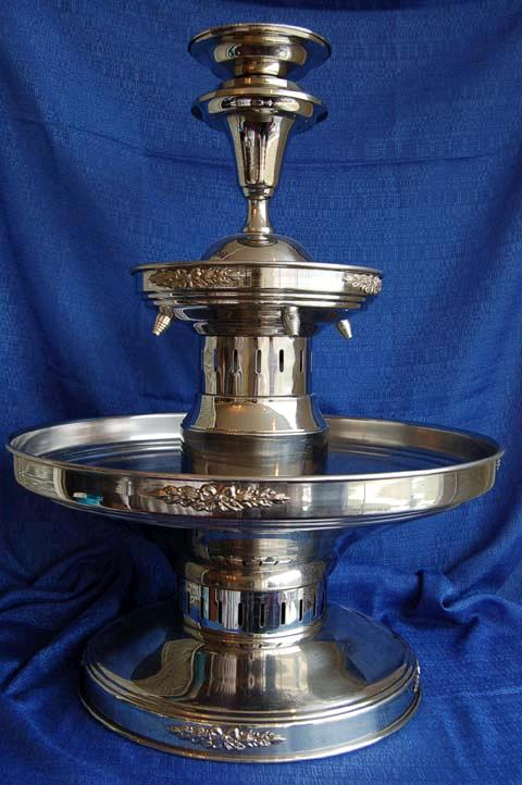 Where to find 5 GAL SILVER VEGAS BEV FOUNTAIN in Raleigh