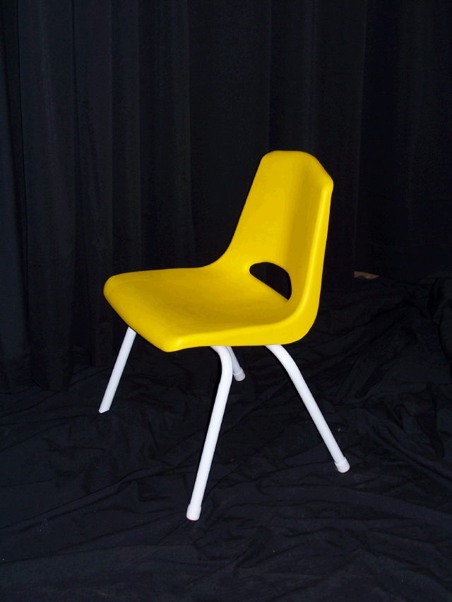 Where to find CHAIR KID S YELLOW in Raleigh