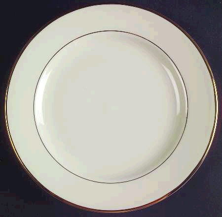 Where to find IVORY GOLD TRIM 10  DINNER PLATE in Raleigh