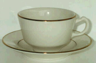 Where to find IVORY GOLD SAUCER in Raleigh