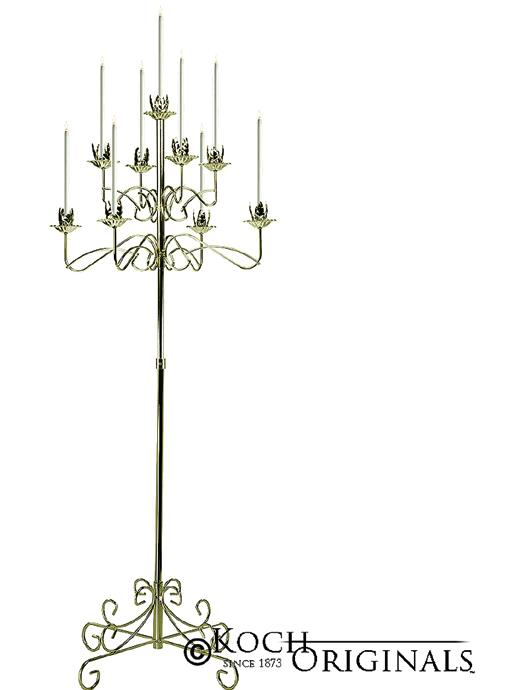 Where to find SILVER 9 LITE TREE CANDELABRA in Raleigh