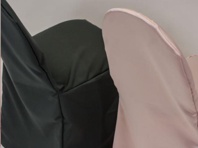 Where to find HOTEL CHAIR COVER POLY LINEN in Raleigh