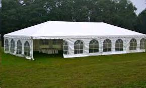 Sidewall 30 Foot L X 7 Foot H With Windows Rentals Raleigh
