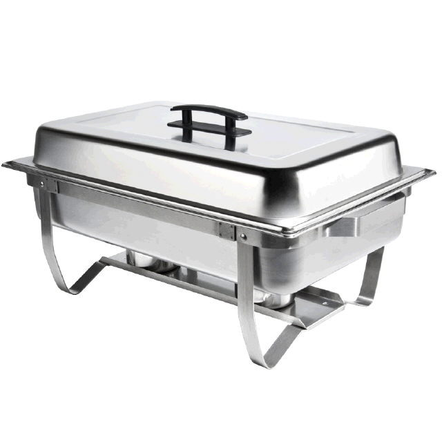 Where to find CHAFER 8 QT STAINLESS in Raleigh