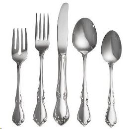 Where to find ONEIDA STAINLESS DINNER TEASPOON in Raleigh