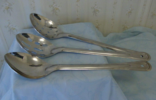 Where to find STAINLESS LARGE SERVING SPOON in Raleigh