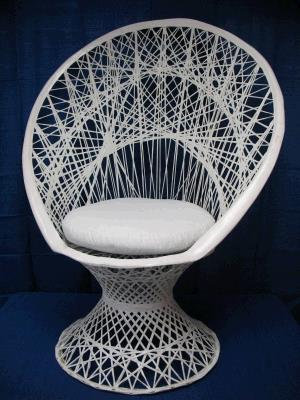 Wicker High Back Chair Rentals Raleigh Nc Where To Rent