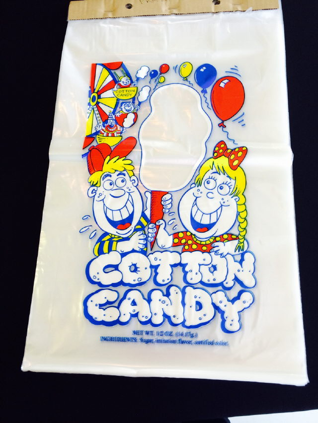 Where to find COTTON CANDY BAGS in Raleigh