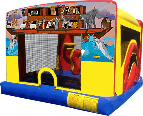Where to find NOAHS ARK TODDLER ZONE BOUNCER COMBO in Raleigh