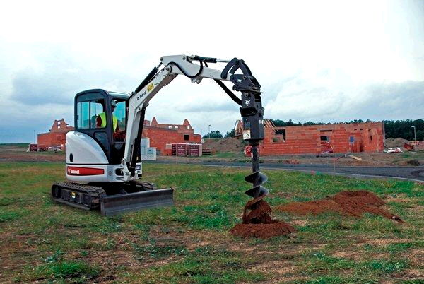 Where to find AUGER EXCAVATOR POWER HEAD in Raleigh
