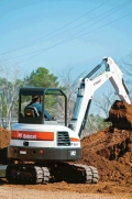Where to rent EXCAVATOR 9K in Raleigh NC