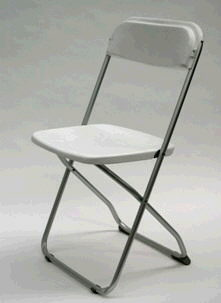 Where to find CHAIR WHITE ALUMINUM in Raleigh
