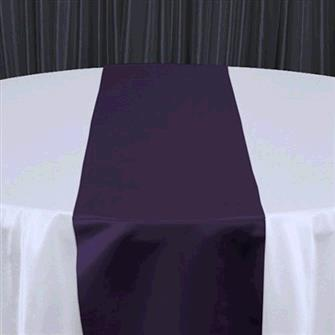 Where to find TABLE RUNNER 12  X 108  POLY in Raleigh