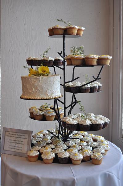Cupcake Dessert Twig Party Tree Rentals Raleigh Nc Where