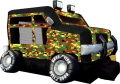 Where to rent CAMOUFLAGE TRUCK 18  X 15  BOUNCER in Raleigh NC