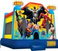Where to rent JUSTICE LEAGUE BOUNCER in Raleigh NC