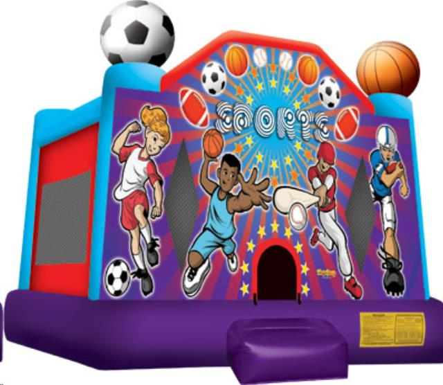 Where to find SPORTS USA 15  X 15  BOUNCER in Raleigh