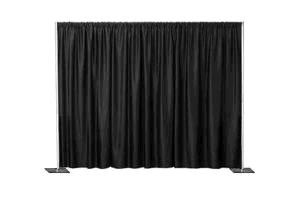 Where to find DRAPE BLACK POLY FOR PIPE AND DRAPE in Raleigh
