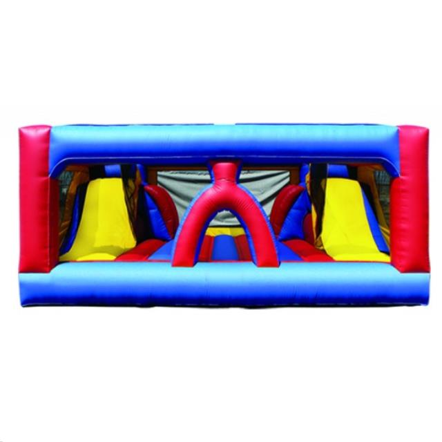 Where to find FUN HOUSE MINI DOUBLE SLIDE BOUNCE COMBO in Raleigh