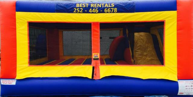 Where to find FUN HOUSE MINI SLIDE BOUNCE COMBO in Raleigh