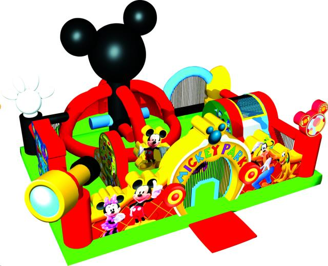 Where to find MICKEY PARK TODDLERZONE in Raleigh
