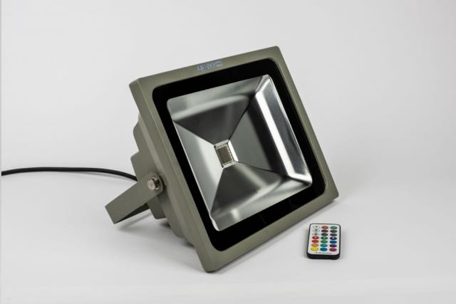 Where to find LED FLOOD LIGHT WITH REMOTE in Raleigh