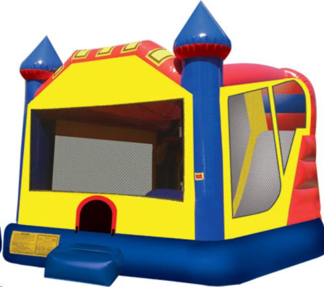 Where to find CASTLE BOUNCE   SLIDE W  SPRINKLER in Raleigh