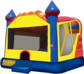 Where to rent CASTLE WET DRY SLIDE BOUNCE COMBO in Raleigh NC