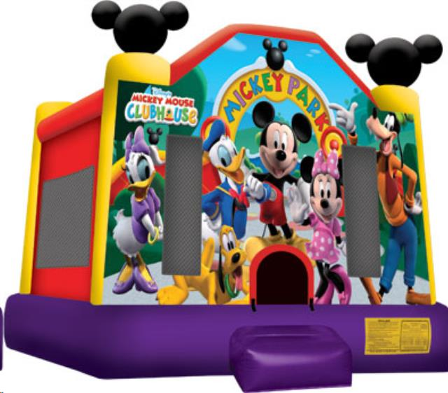 Where to find MICKEY PARK 15  X 15  BOUNCER in Raleigh