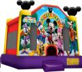 Where to rent MICKEY PARK 15  X 15  BOUNCER in Raleigh NC