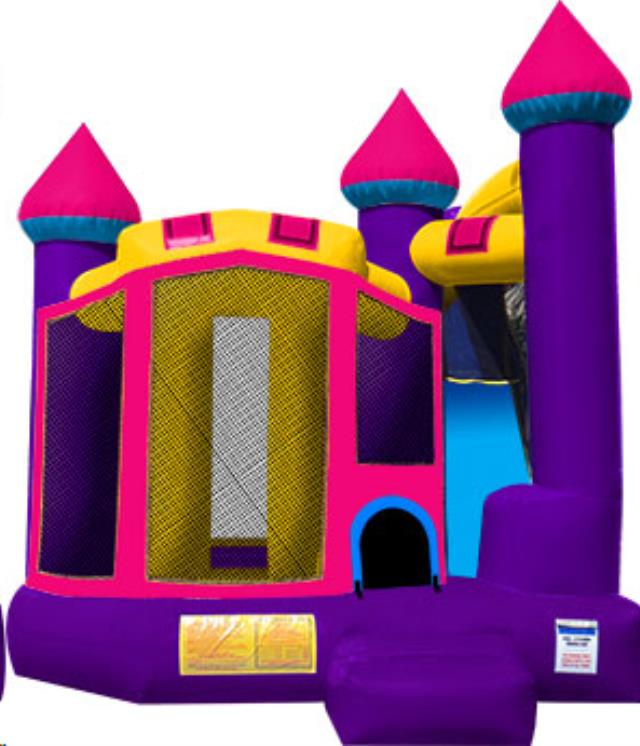 Where to find FANTASY CASTLE SLIDE   BOUNCE COMBO in Raleigh
