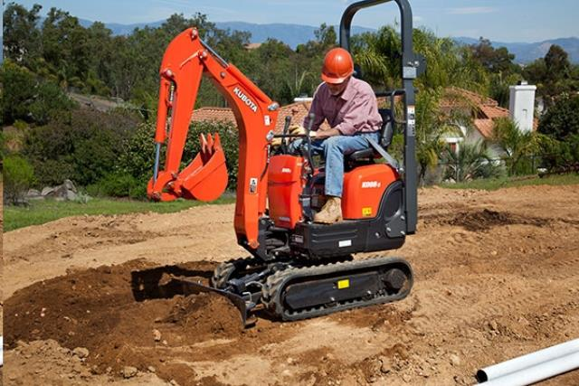 Where to find EXCAVATOR MINI 1K in Raleigh