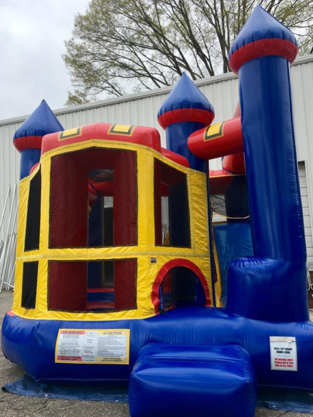 Where to find ROYAL CASTLE SLIDE   BOUNCE COMBO in Raleigh
