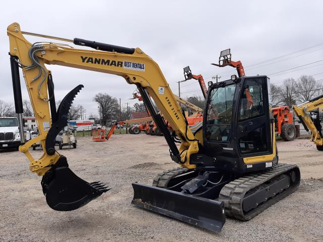 Where to find EXCAVATOR 18K in Raleigh