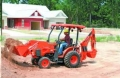 Where to rent BACKHOE-26HP-DIESEL in Raleigh NC