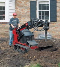 Where to rent AUGER DINGO POWER HEAD in Raleigh NC