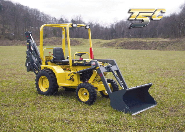 Where to find BACKHOE TERRAMITE in Raleigh