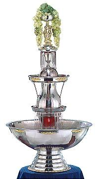 Where to find 10 GAL SILVER BEVERAGE FOUNTAIN in Raleigh