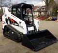 Where to rent BOBCAT T590 WITH TRACKS in Raleigh NC
