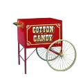 Where to rent COTTON CANDY CART in Raleigh NC