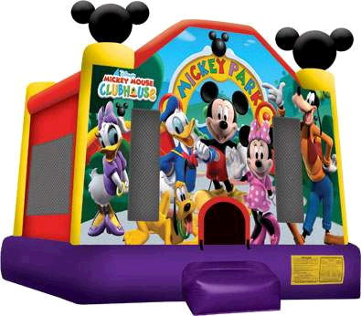 Where to find MICKEY PARK 13  x 13  BOUNCER in Raleigh