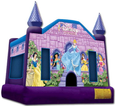 Where to find PRINCESS 15  X 15  BOUNCER in Raleigh