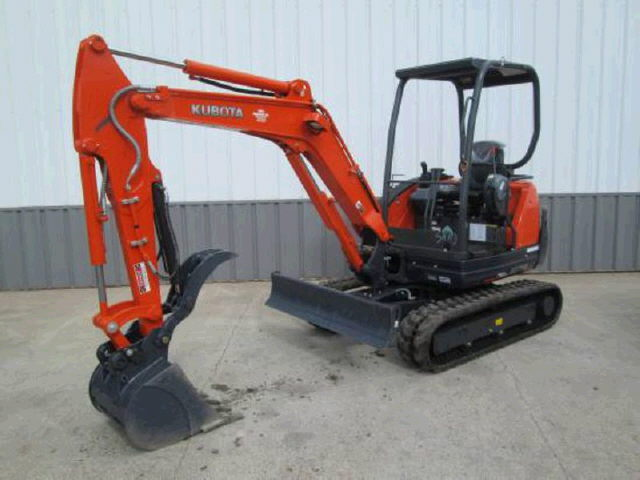 Where to find EXCAVATOR 7K in Raleigh