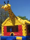 Where to rent GIRAFFE BOUNCER in Raleigh NC