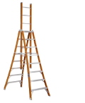 Where to rent 19  A-FRAME LADDER in Raleigh NC