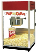Where to rent POPCORN MACHINE W  6 OZ KETTLE in Raleigh NC