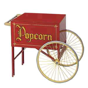 Where to find POPCORN CART  RM in Raleigh