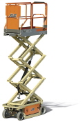 Where to rent SCISSOR LIFT 19 in Raleigh NC